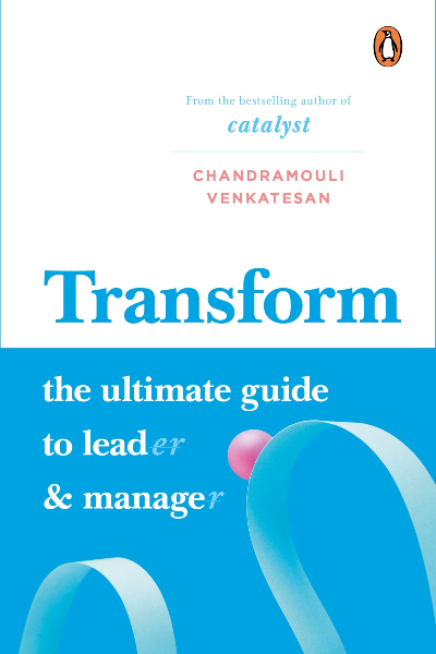Transform: The Ultimate Guide to Lead(er) And Manage(r)