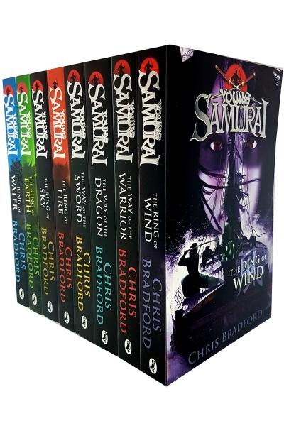 Young Samurai (8 Volume Pack)