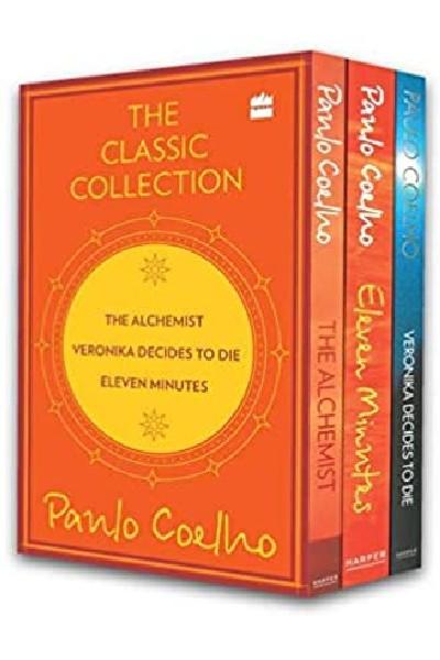 Paulo Coehlo: The Classic Collection (3 Volume Set)