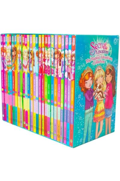 Secret Kingdom My Magical Adventure Collection 26 Books Limited Edition Box Set
