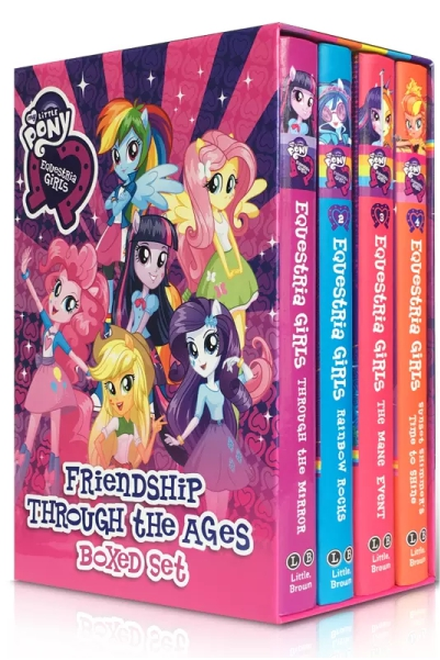 My Little Pony: Equestria Girls: Friendship Through the Ages Boxed Set