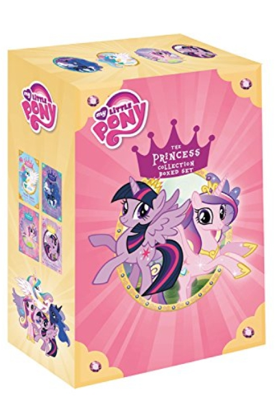 My Little Pony Princess Collection Boxed Set (My Little Pony: The Princess Collection)