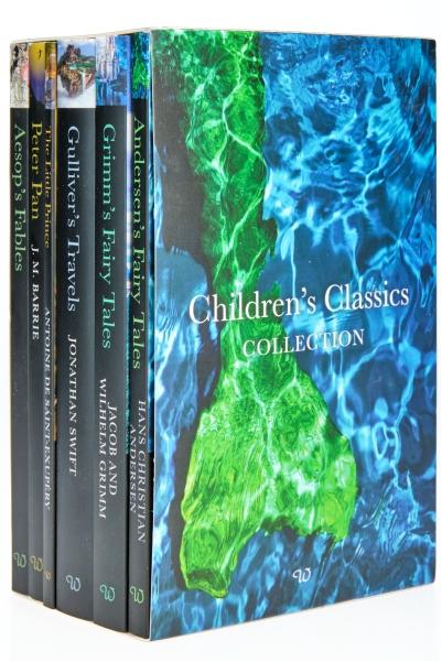 Children's Classics Collection 6 Books Collection Box Set