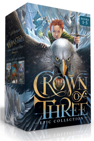Crown of Three - Epic Collection: Books 1-3: Crown of Three, The Lost Realm, A Kingdom Rises