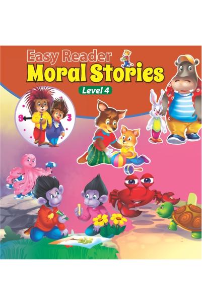 Easy Reader Moral Stories: Level 4