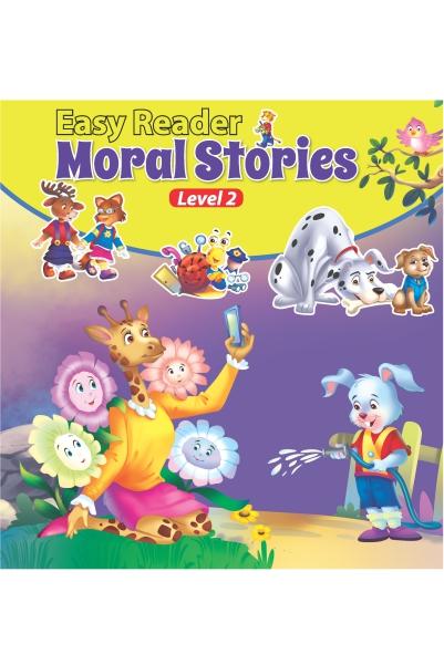 Easy Reader Moral Stories: Level 2