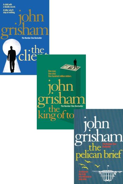 John Grisham Series 2 (3 Vol)