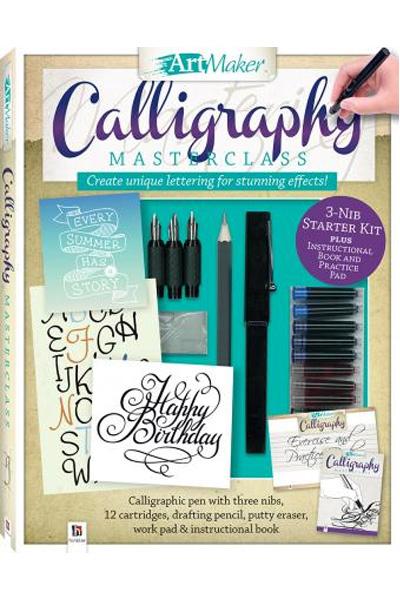 Art Maker Calligraphy Masterclass Kit
