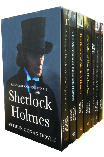 Complete Collection of Sherlock Holmes (7 Vol. Set)