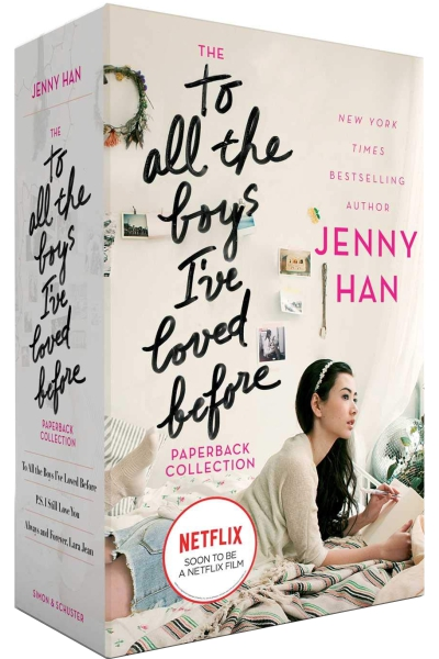 The to All the Boys I've Loved Before Paperback Collection (3 Vol Set)