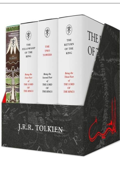 The Hobbit & The Lord of the Rings Gift Set (4 Vol Set)