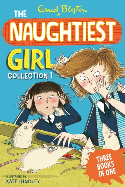 The Naughtiest Girl Collection 1 : Books 1-3