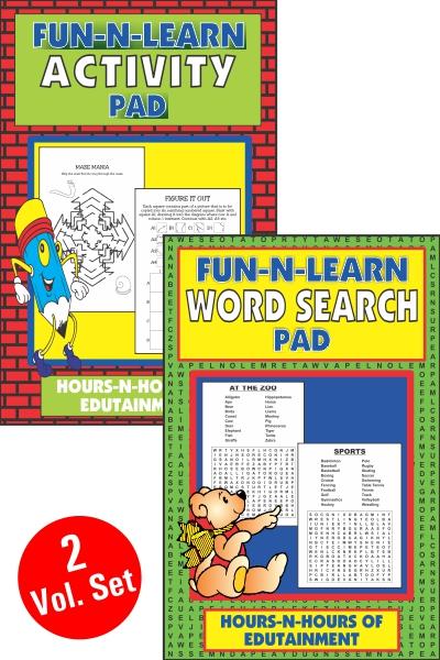Fun - N - Learn Series 4 (2 vol set)