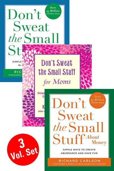 Don't Sweat the Small Stuff Series 1 (3 vol set)