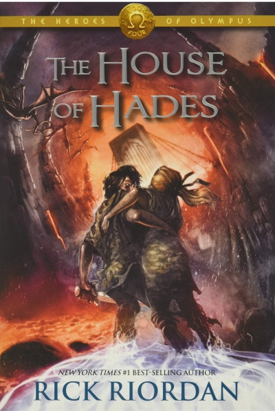 The Heroes of Olympus: Book Four: The House of Hades