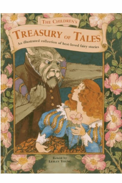 The Children's Treasury of Tales: An Illustrated Collection of Best-loved Fairy Stories