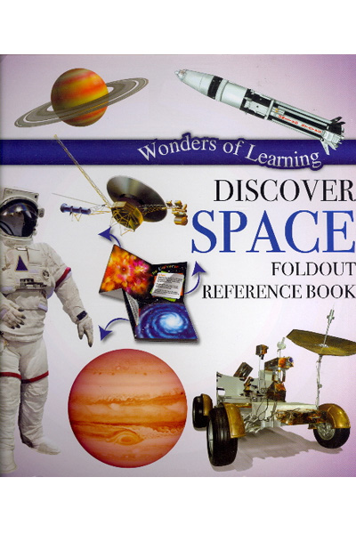 Wonders of Learning Discover Space Foldout Reference Book