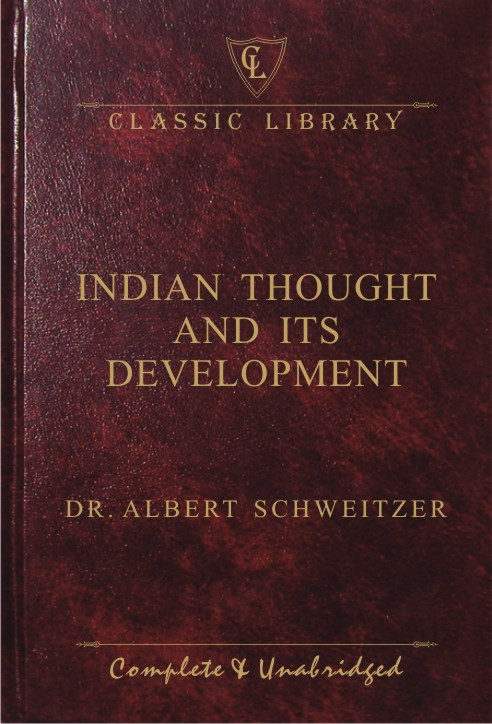 CL:Indian Thought and Its Development