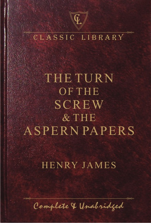CL:The Turn of the Screw & The Aspern Papers